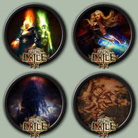 Path Of Exile Icons
