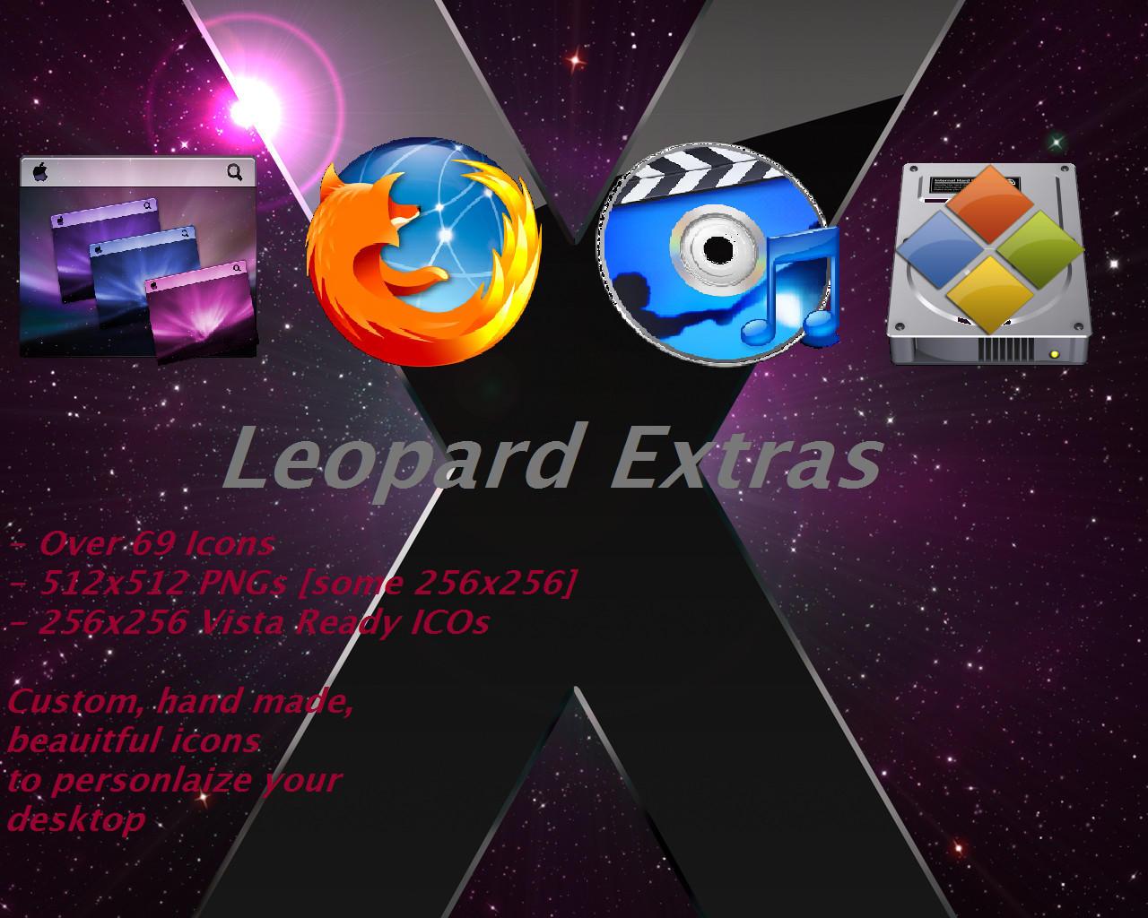 Leopard Extras by Maikeru-sama
