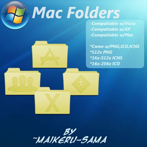 WinMac Folders
