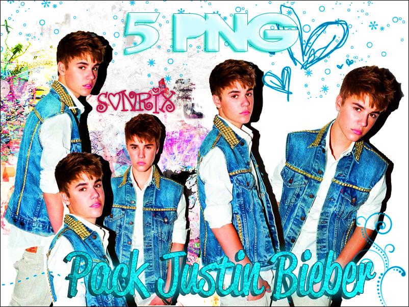 Pack de Justin Bieber png 2011 by a-Sonrix