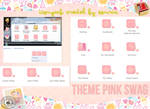 Theme Pink Swag by Sonrix (iconpackager)