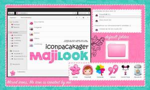 MajiLook IP theme