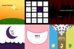 MLP:FiM Songs Album Covers Pack 1