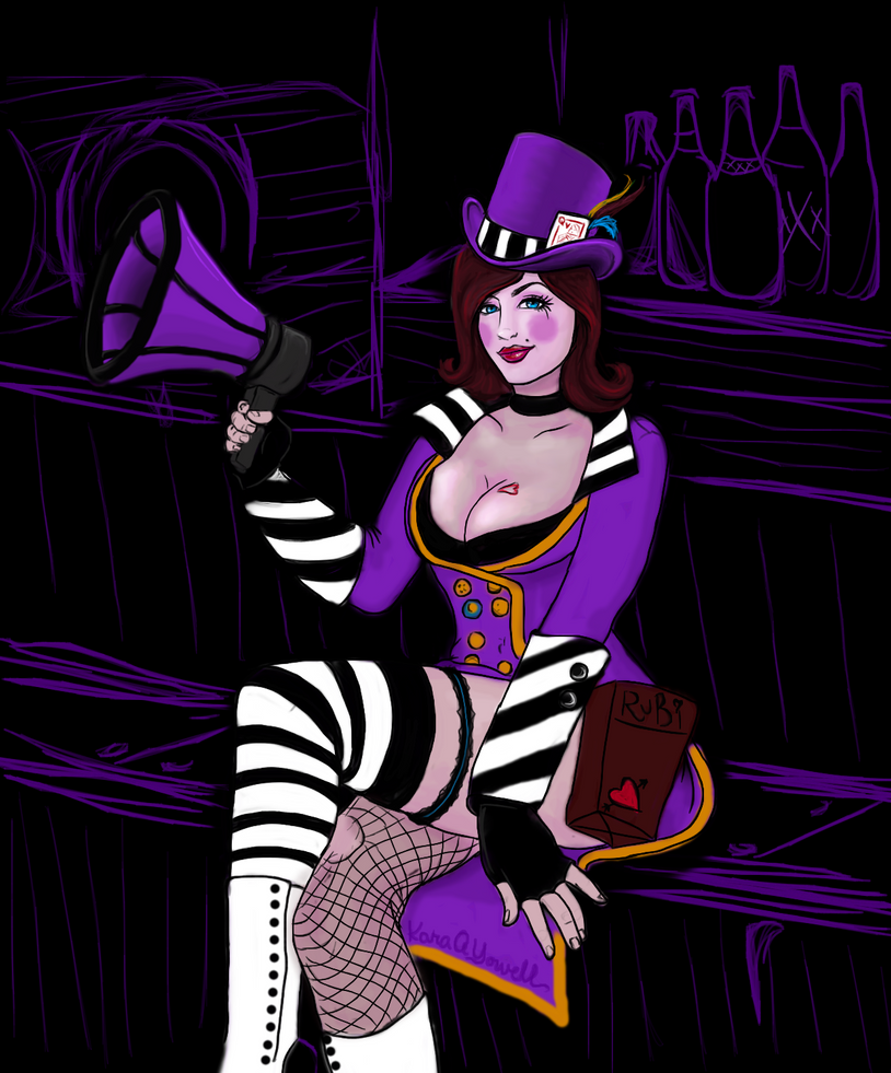 Mad Moxxi by Kyowell