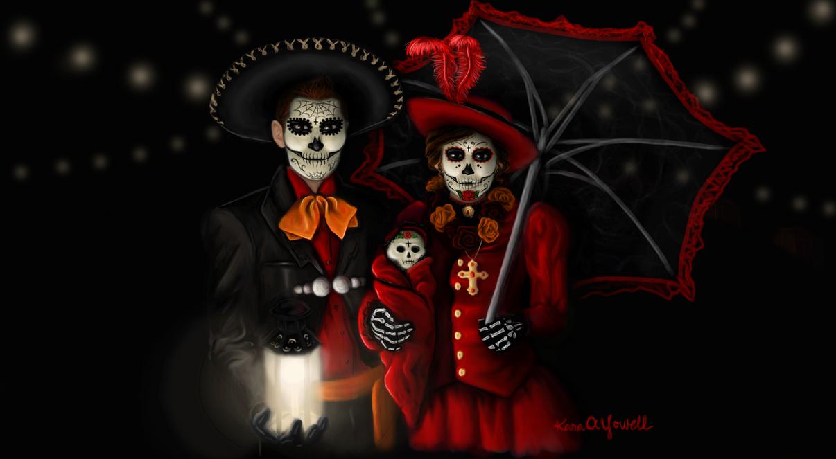 Los Muertos by Kyowell