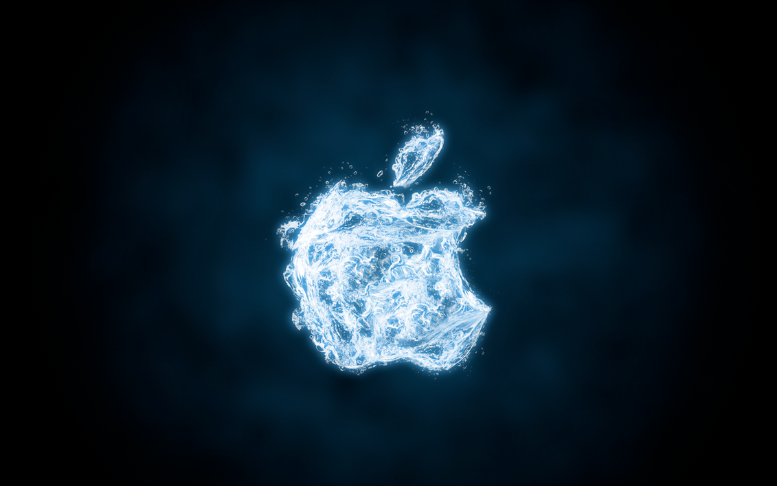 apple water wallpaper95niltar on deviantart