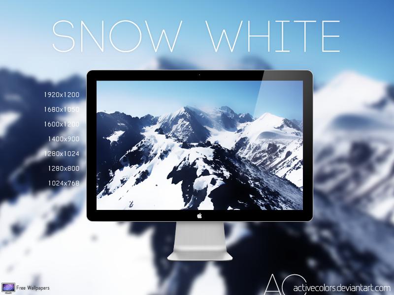 SnowWhite by ActiveColors