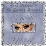 GIMP - Eyelash Brushes