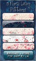 5 Floral Leavy Pattern