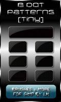 8 Dot Patterns -tiny- for GIMP