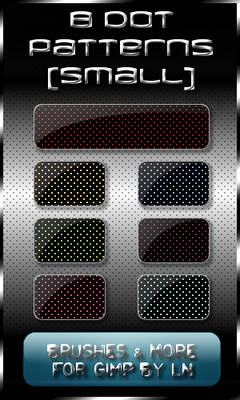 8 Dot Patterns-small-for GIMP