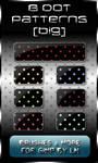 8 Dot Patterns -big- for GIMP