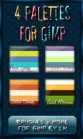 GIMP Palettes no.09-12