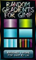 6 Random Gradients for GIMP