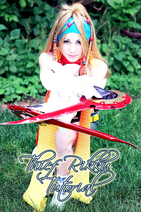 Thief Rikku Cosplay Tutorial by Xelhestiel