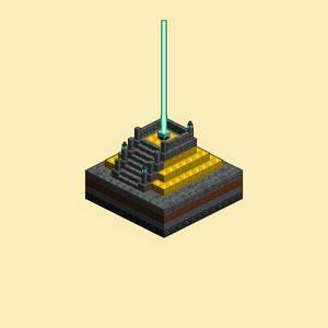 Pyramid - Isometric Environment