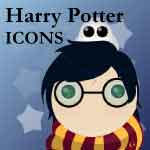 Harry Potter Icons by rogueXunited