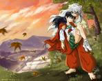 Noted that Kagome and sango sex