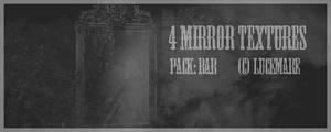 4 Large Textures Mirror