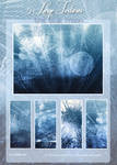 5 Large Textures The blue moon