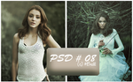 PSD Coloring #08