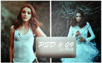 PSD Coloring #09