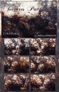 Textures Pack #19 by lucemare