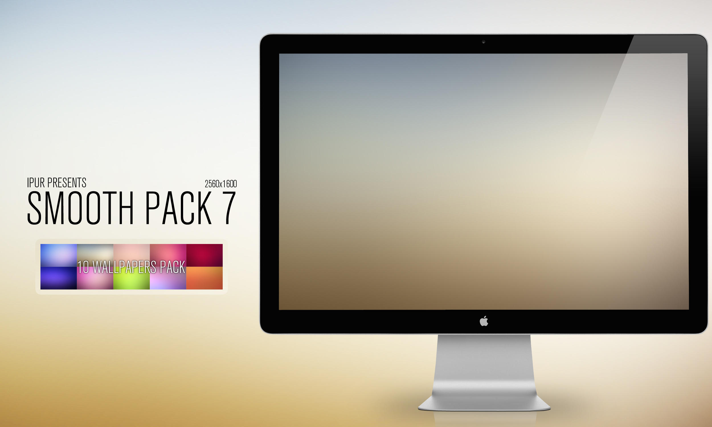 Smooth Pack 7 by iPur