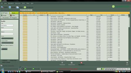 deviantART for LimeWire
