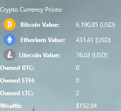 Crypto Skin V 1.1