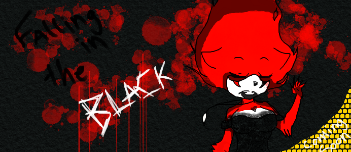 Falling in the BLACK the series by Black-Sniper01