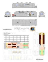 Airstream NASA Mobile Quarantine Facility