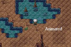 Animation testing - Cave by PokemonSWHF