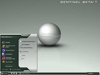 Sentinel Beta - 1 by chaninja