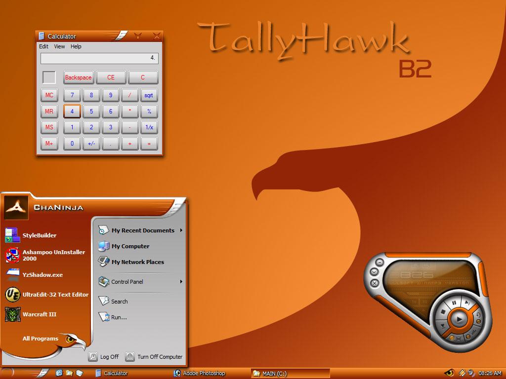 TallyHawk Beta 2 by chaninja