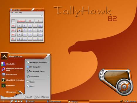TallyHawk Beta 2