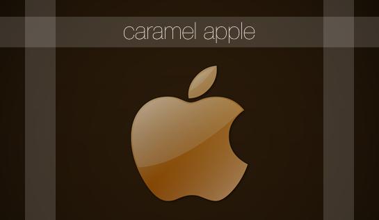 Caramel Apple by gpersaud