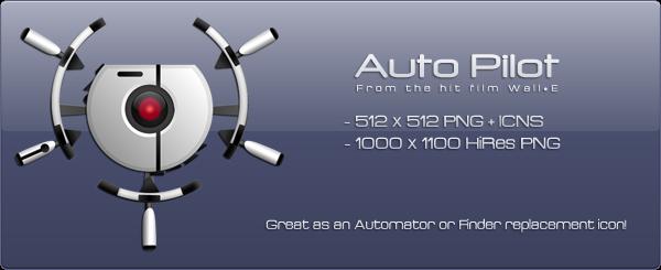Auto Pilot - 'Auto' by gpersaud