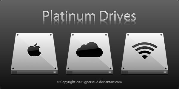 Platinum Drives