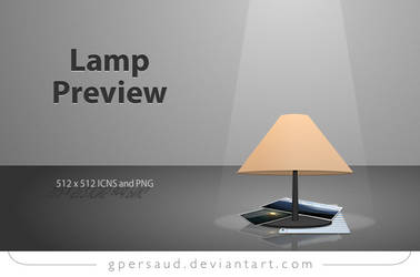 Lamp Preview