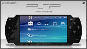 Sony PSP Icon