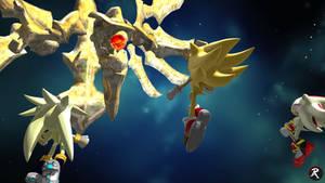 Sonic The Hedgehog - Solaris Final Battle