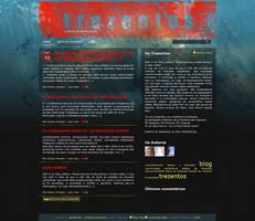 Trezentos wordpress theme by yorikvanhavre