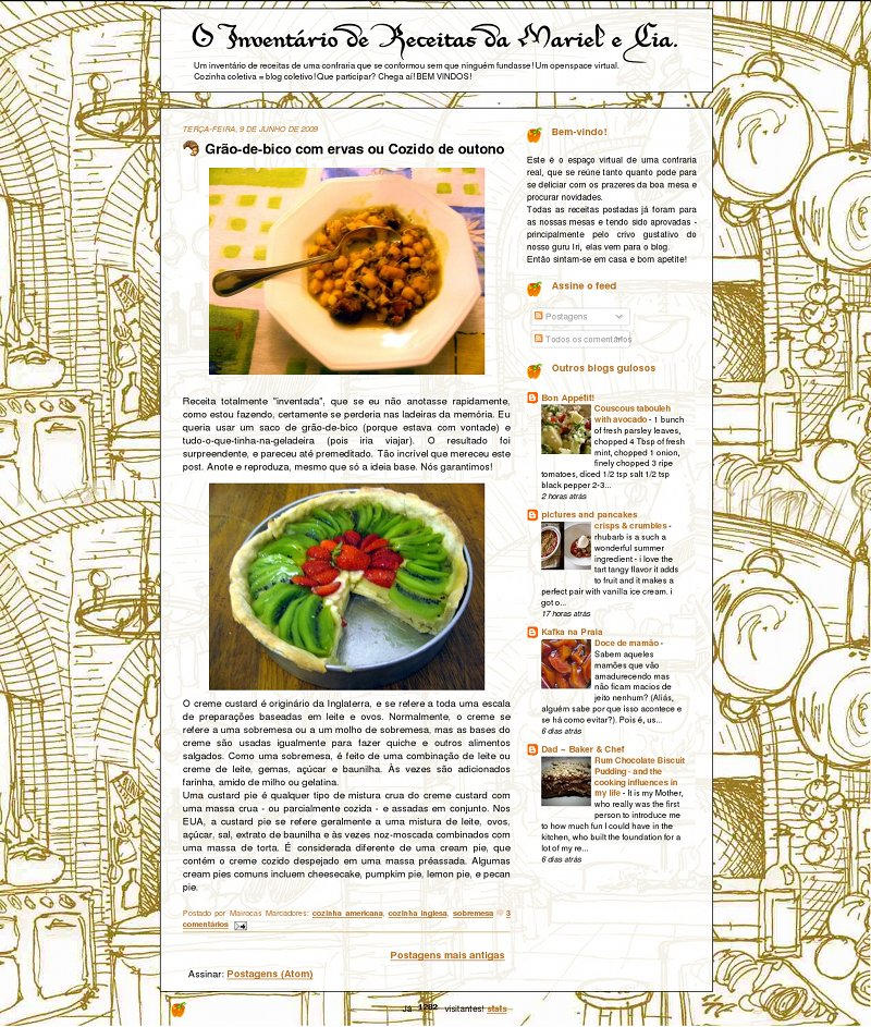 Inventario blogger theme by yorikvanhavre