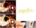 PSD O1O|Popular