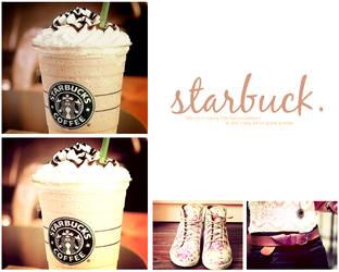 PSD O14|Starbuck by SoClosePsd