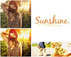 PSD O15|Sunshine by SoClosePsd