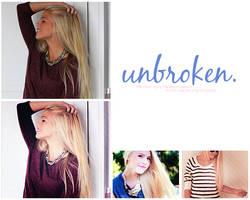 PSD O21|Unbroken by SoClosePsd