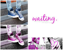 PSD O22|Waiting by SoClosePsd