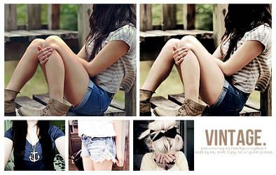 PSD O31|Vintage by SoClosePsd
